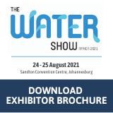 Water show africa 2021