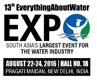 Everything about water expo logo