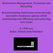 Wastewater management treatment and recycling revolutionising wastewater reuse through innovative treatment options whilst maintaining cost eff %28002%29