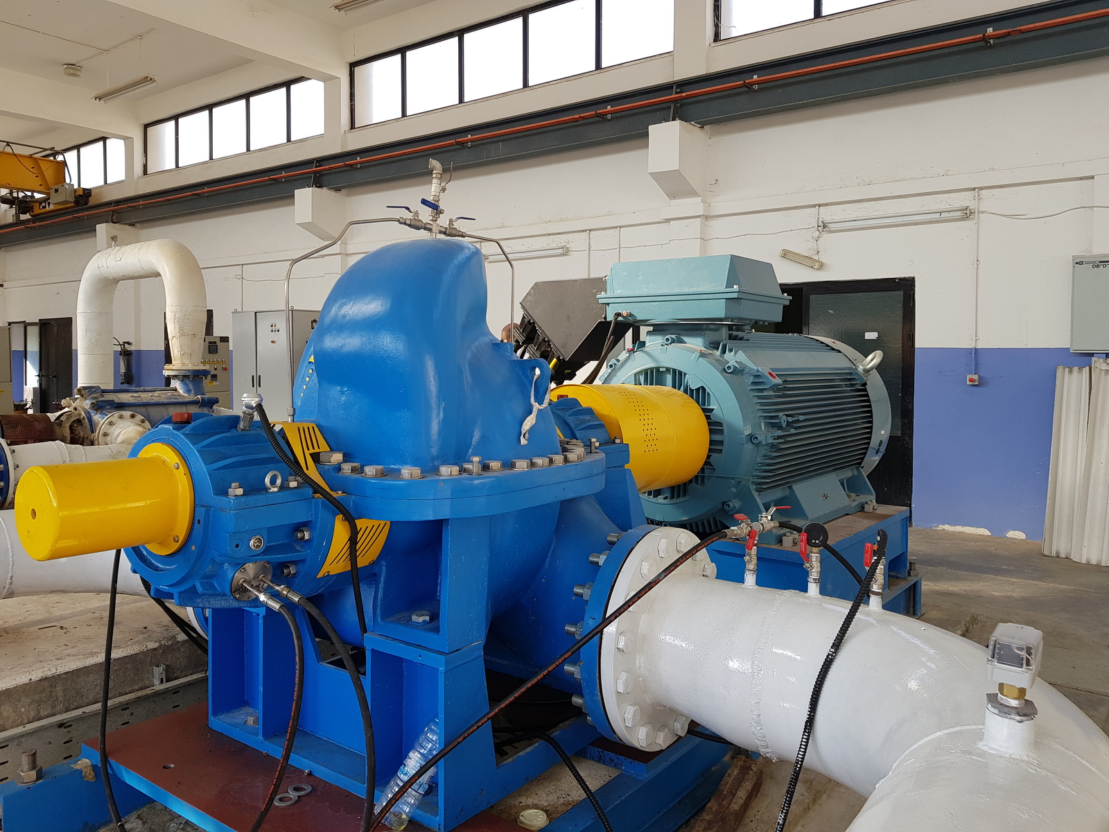 Green pump technology against drought - Global Water