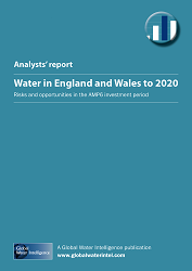 GWI Analysts' Report: Water in England and Wales to 2020: risks and opportunities in AMP6