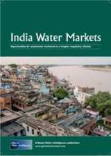 India Water Markets: Opportunities for wastewater treatment in a tougher regulatory climate
