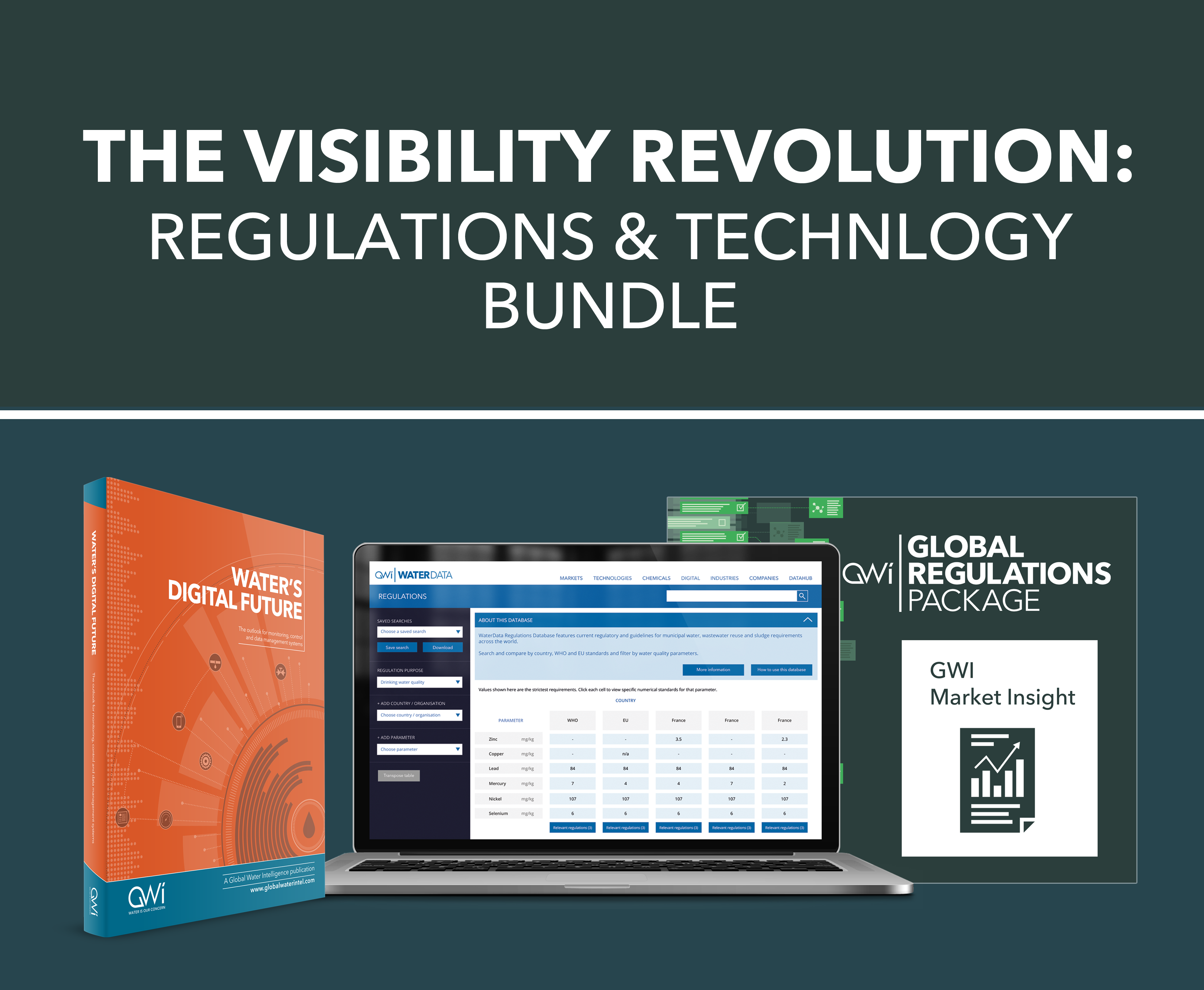 The Visibility Revolution: Regulations and Technology Bundle