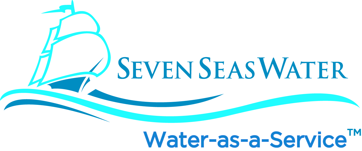 Seven seas water logo