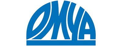 Logo omya pantone