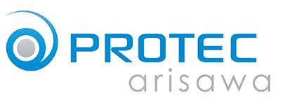 Logo protec arisawa 1
